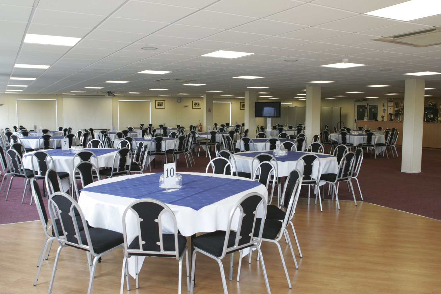 Sixways Premier Suite (Upper - West Stand)