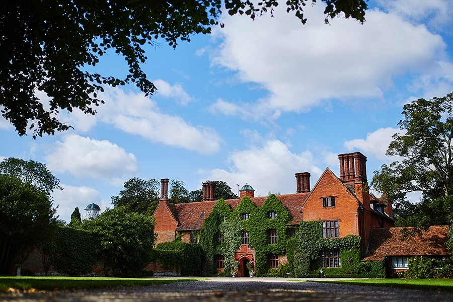 Picture of Woodhall Manor