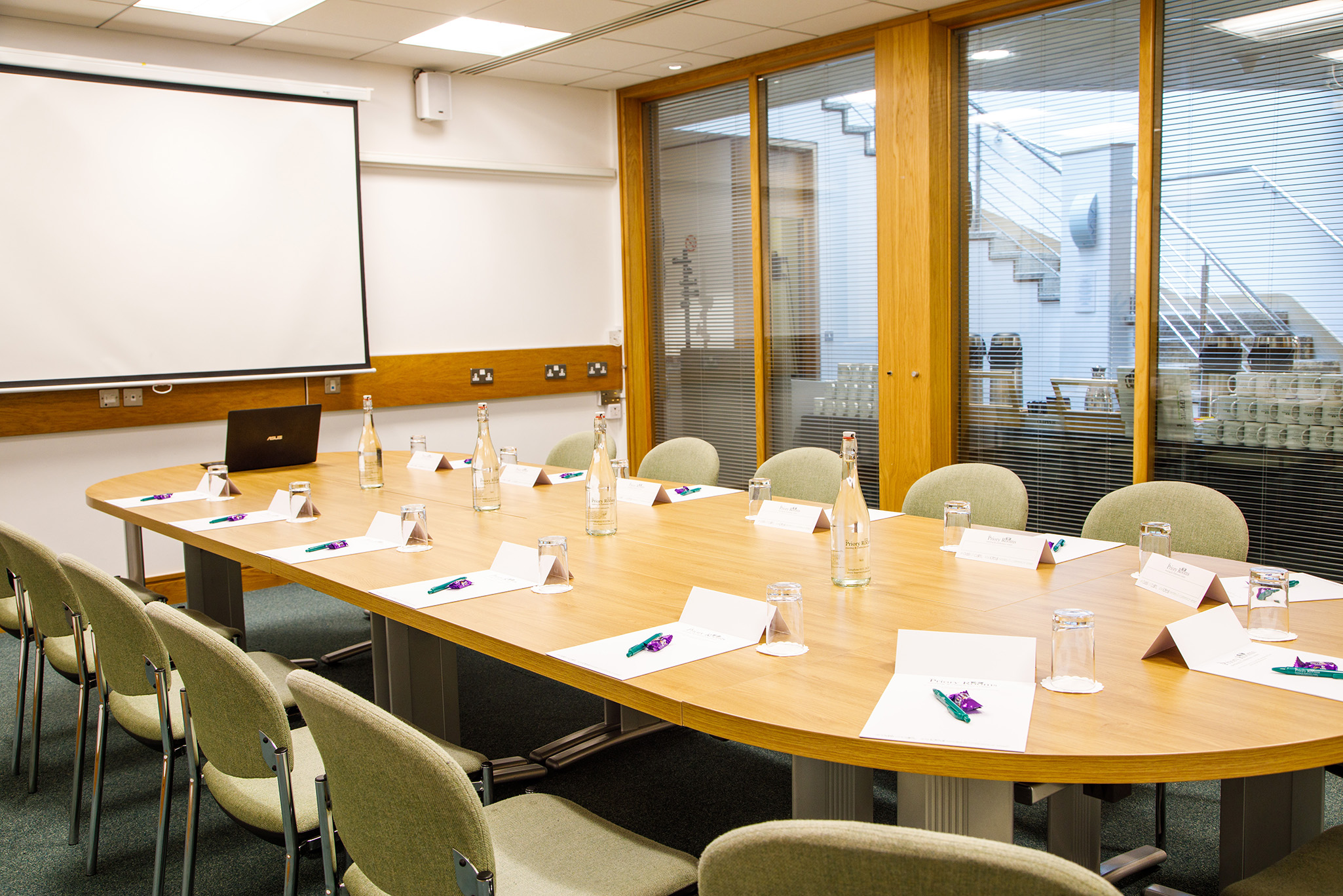 The Priory Rooms Meeting And Conference Centre Birmingham
