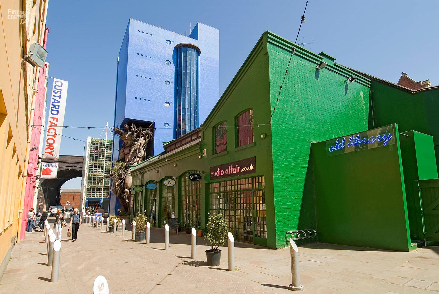Picture of The Custard Factory