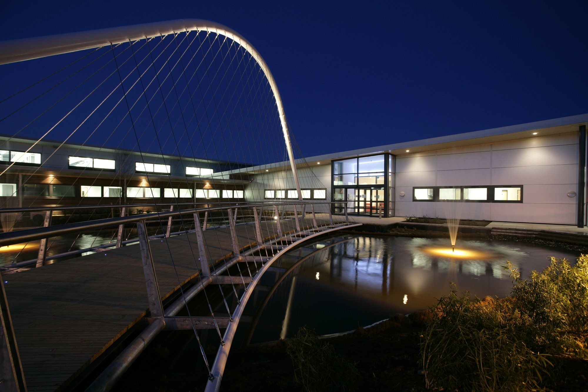 Picture of Hethel Engineering Centre