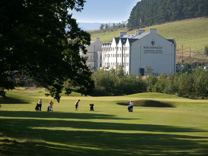 Macdonald Cardrona Hotel, Golf & Country Club