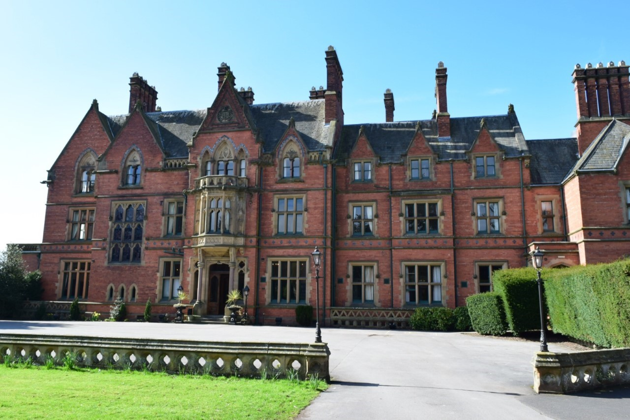 Picture of Wroxall Abbey Estate