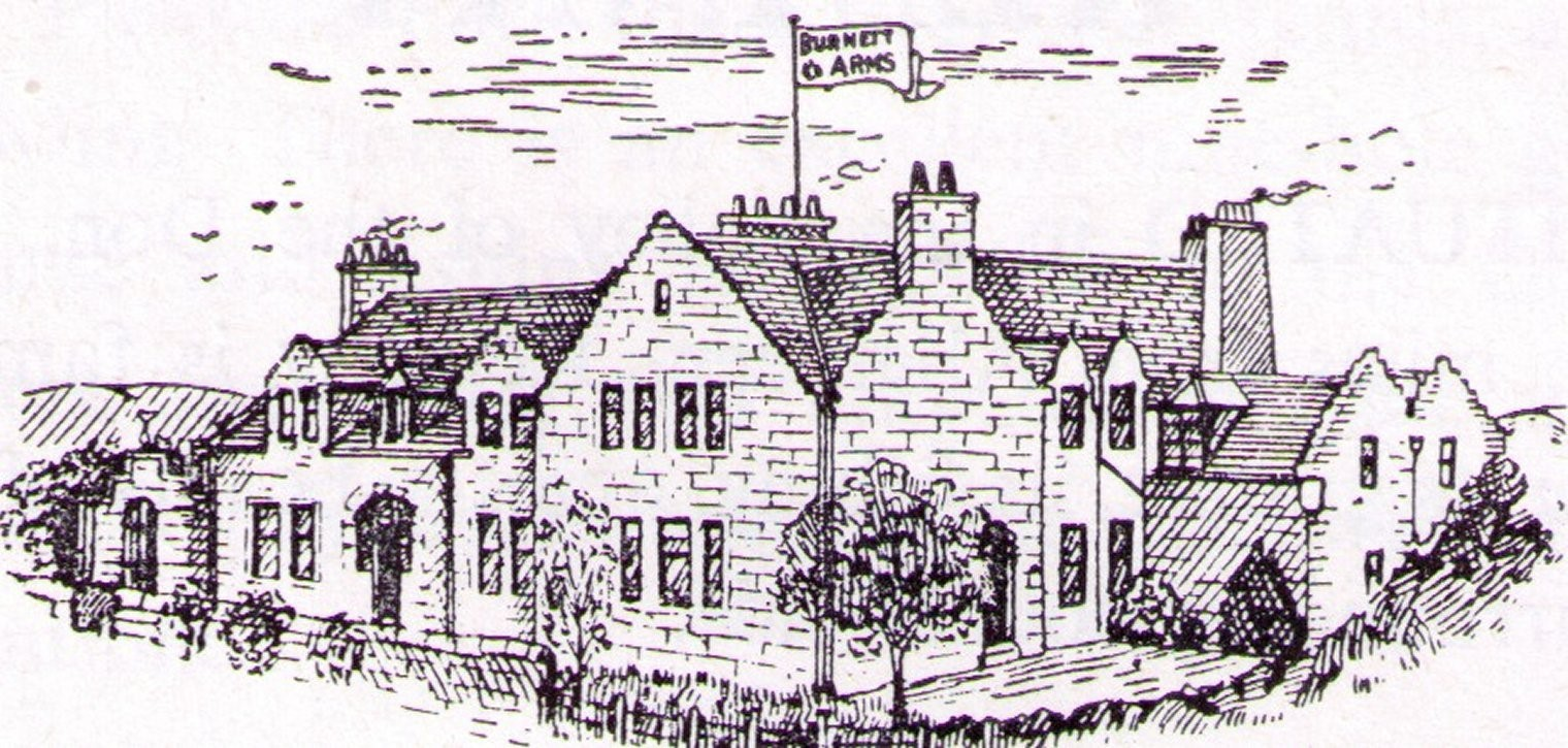 Picture of Burnett Arms Hotel
