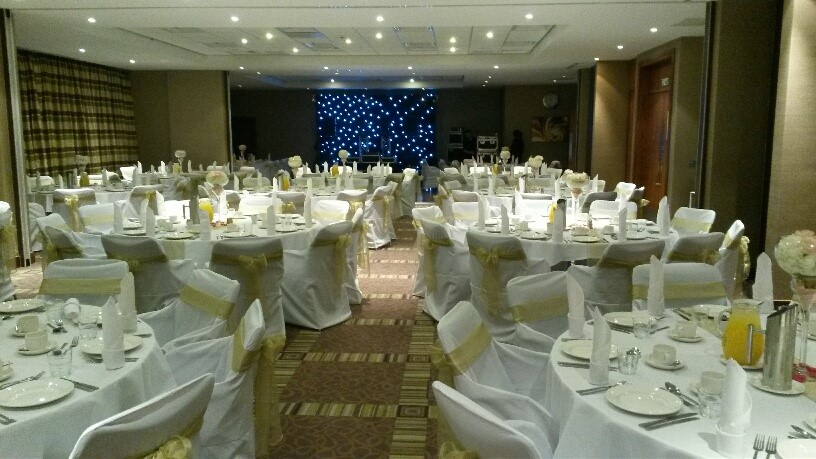 Weddings at the Holiday Inn Reading M4 Jct10