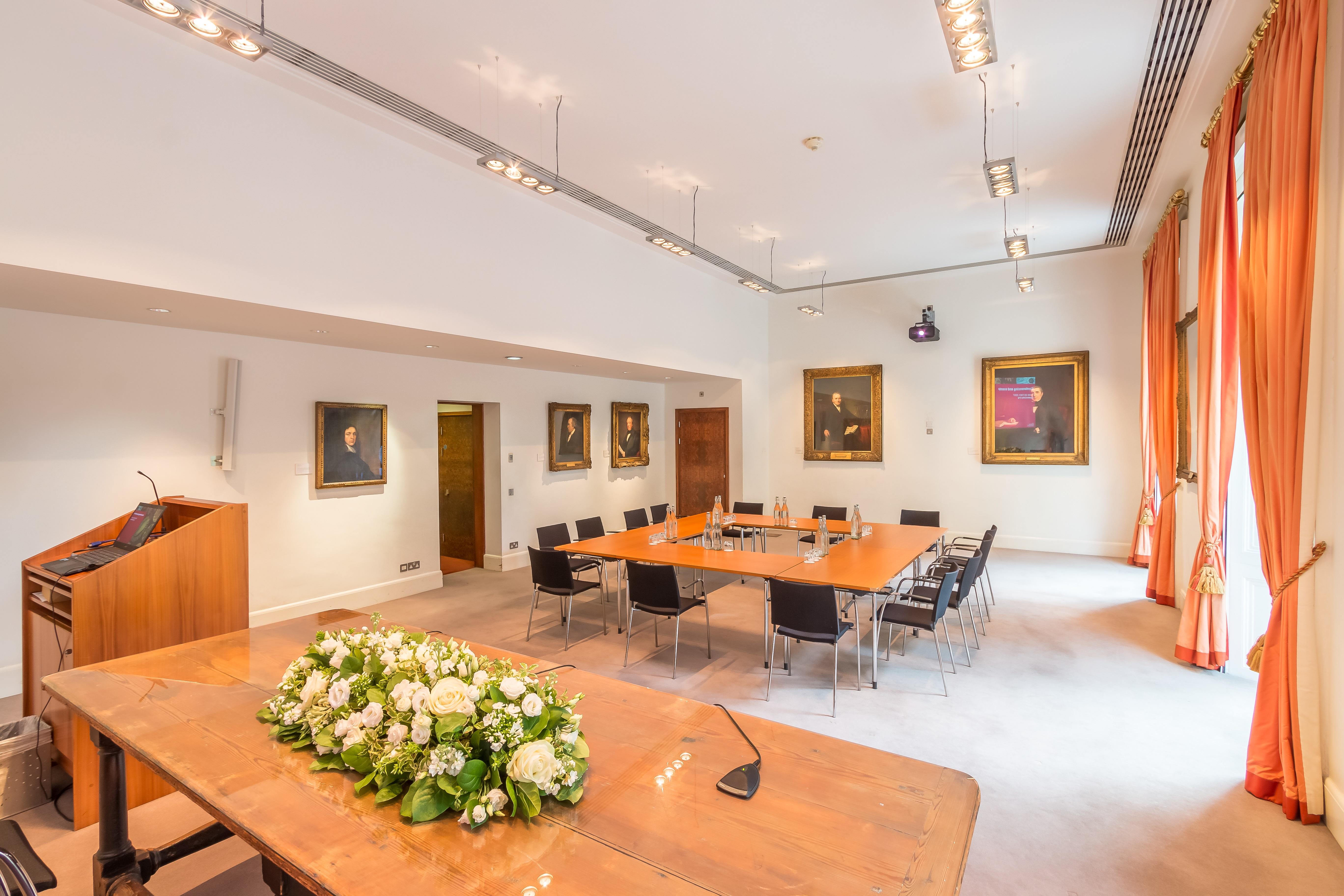 Royal Society Of Medicine Room Hire