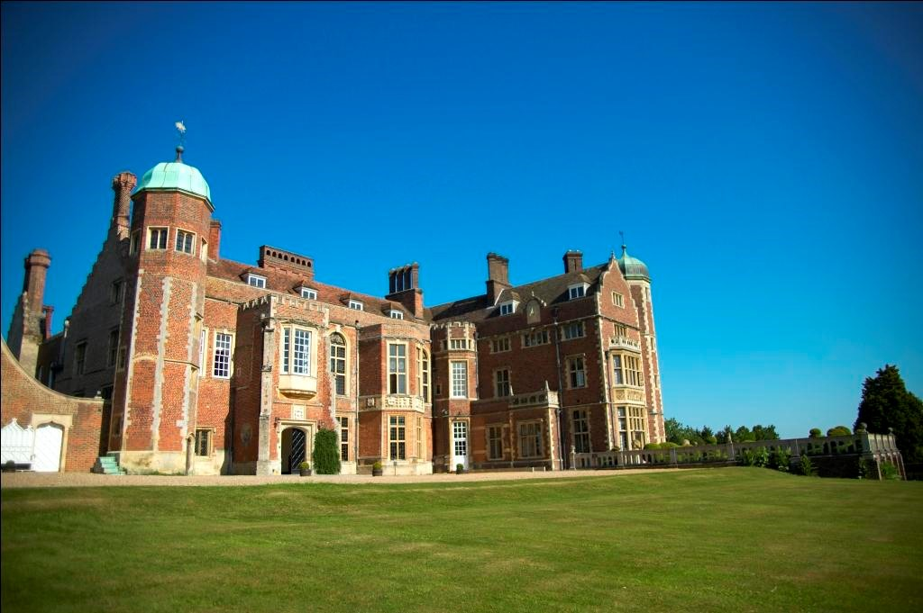 Picture of Madingley Hall