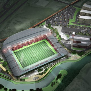 Picture of Rotherham United Fc at The New York Stadium