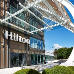 Hilton at The Ageas Bowl Southampton