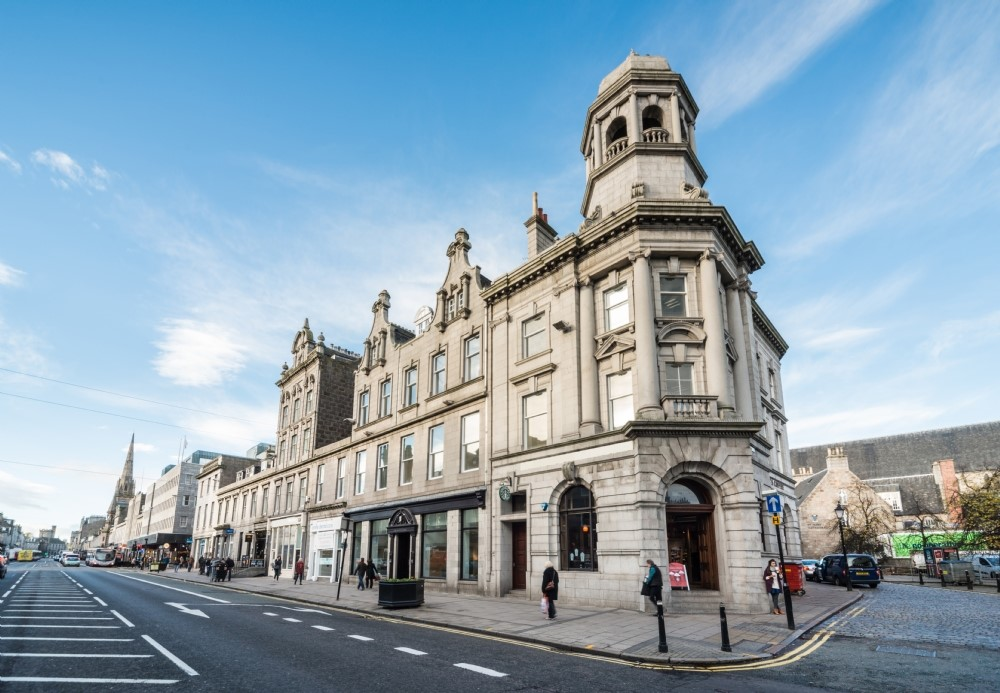 i2 Office - Aberdeen City Centre