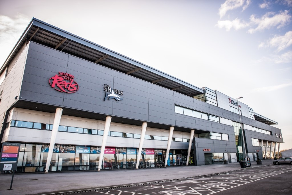 Picture of AJ Bell Stadium