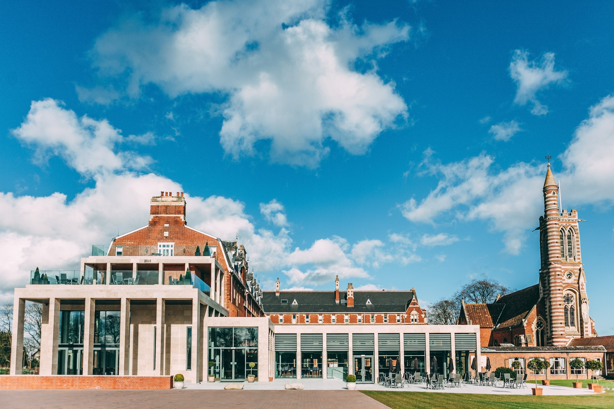 Picture of Stanbrook Abbey